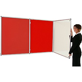 Blazemaster Aluminium Framed Tamperproof Noticeboards £108 - Display/Presentation