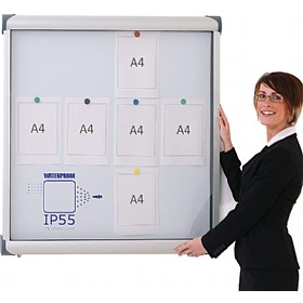 Province Tamperproof External Noticeboards £168 -