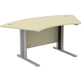 Accolade Arc Desks £327 - Office Desks