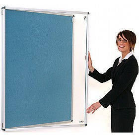 Sundeala FRB Quality Eco Tamperproof Noticeboard £87 - Display/Presentation