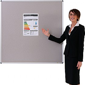Sundeala K Quality Aluminium Frame Noticeboard £42 - Display/Presentation