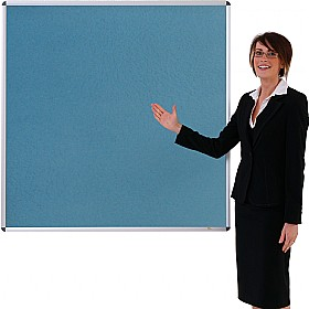 Sundeala FRB Quality Aluminium Frame Noticeboard £46 - Display/Presentation