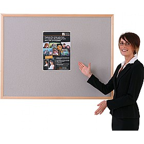 Sundeala K Quality Wood Frame Noticeboard £57 - Display/Presentation