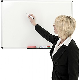 Citadel Non-Magnetic Aluminium Framed Dry Wipe Board £17 - Display/Presentation