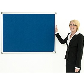 Antibacterial Aluminium Frame Noticeboard £52 - Display/Presentation