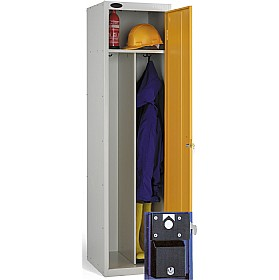 Clean & Dirty Coin Retain Lockers With ActiveCoat £0 - Education Furniture