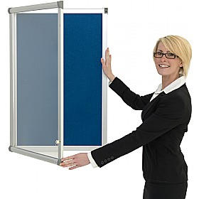 Antibacterial Tamperproof Noticeboard £146 - Display/Presentation