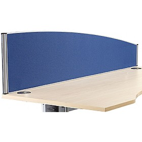 Accolade Executive Curved Desk Screens £0 - Office Screens