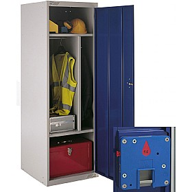 Crew Coin Return Locker With Biocote £0 - Education Furniture