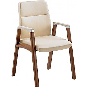 Sven Fulcrum F1 Wood Veneer Boardroom Chairs £492 - Office Chairs