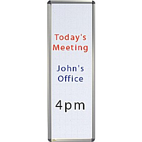 Citadel Pillar Dry Wipe Memo Board £21 - Display/Presentation