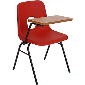 e-series polypropylene exam chairs | plastic classroom chairs