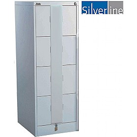 Silverline Secure Midi Filing Cabinets £150 - Filing Cabinets