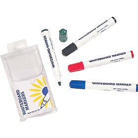 Assorted Dry Wipe Marker Pens £5 - Display/Presentation