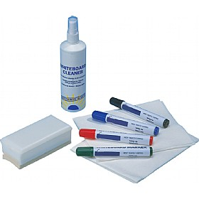 Standard Dry Wipe Starter Kit £14 - Display/Presentation