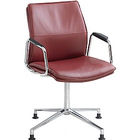 Sven HBB Medium Back Swivel Conference Chairs HBB2M £659 - Office Chairs