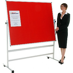 Citadel Blazemaster Mobile Rotating Noticeboards £172 - Display/Presentation