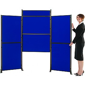 Colony Pole And Panel Display System £240 - Display/Presentation