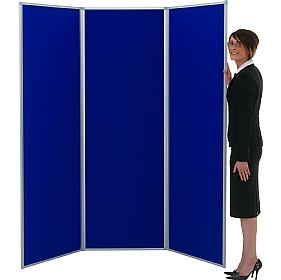 Province Full Height Heavy Duty  Folding Display Panels £242 - Display/Presentation