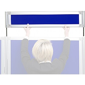 Header Panel For Giant Board - Large Format Display System £14 - Display/Presentation