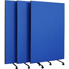Triple Mobile Screen Set £0 - Office Screens