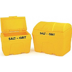 Yellow Salt & Grit Bins £155 - Premises Management