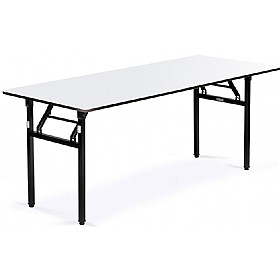 Soft Top Rectangular Banqueting Table £117 - Bistro Furniture
