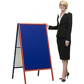 Primary Magnetic Easel £221 - Display/Presentation