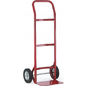 Red Budget Sack Truck £62 - Premises Management