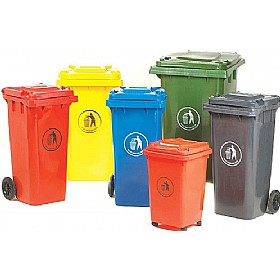 2 Wheeled Refuse Bins £40 - Premises Management