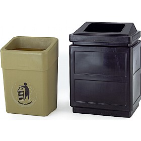 Wall / Post Mountable Litter Bins £101 - Premises Management