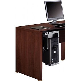 Andorra Underdesk CPU Holder £136 - Posh Office Furniture