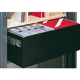 Sven Fulcrum Accent Roll Out Box File Drawer £145 - Office Desks