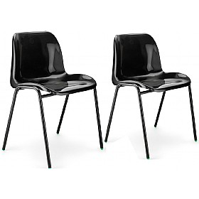 Lucent Polypropylene Chair £13 - Education Furniture