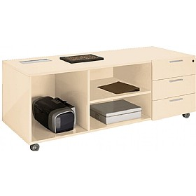 Gardena Mobile Storage Unit £834 - Office Desks