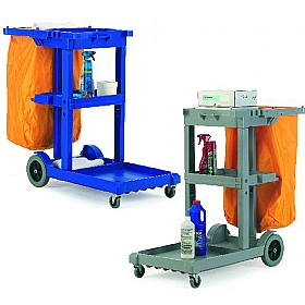 Janitorial Trolleys £119 - Premises Management