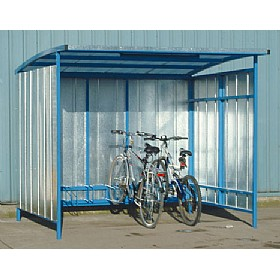 Heavy Duty Cycle Shelter £2926 - Premises Management