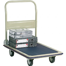 Lightweight Economy Folding Platform Trolley £114 - Premises Management