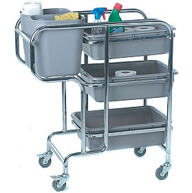 Collector Trolley £198 - Premises Management