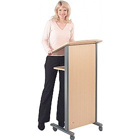 Mobile Lectern £218 -