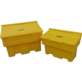 Heavy Duty Stackable Grit Bins £99 - Premises Management