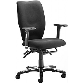 Mendel Fabric Task Chair £170 - Office Chairs