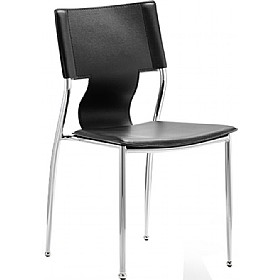 Zambia Visitor Chair £57 - Office Chairs