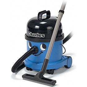 Numatic Charles Wet and Dry Vacuum Cleaner CVC370 £176 - Premises Management