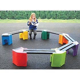 Learning Curve Seats £0 - Education Furniture