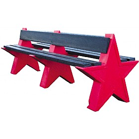 Outdoor Star Benches £0 - Education Furniture