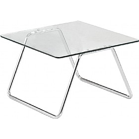 Sven Monday Glass Coffee Table £262 - Reception Furniture