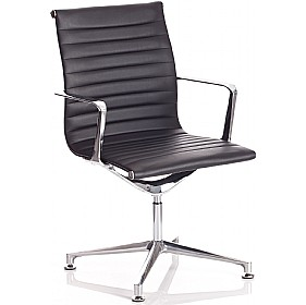 Blaze Black Conference Chair £307 - Office Chairs
