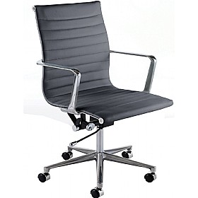 Blaze Black Executive Chair £326 - Office Chairs