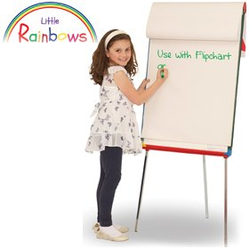 Little Rainbows Numeracy & Literacy Whiteboard Easel £95 - Display/Presentation